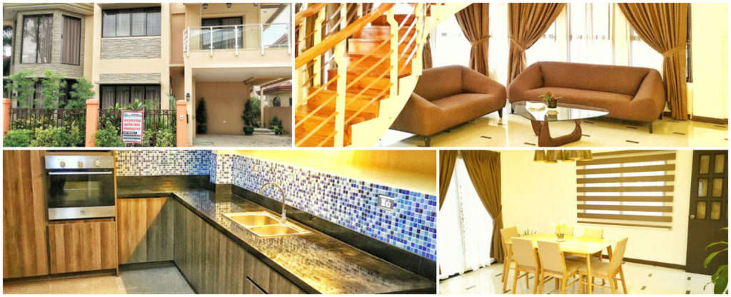 Semi-furnished two-storey house and lot at Davao's first nature-themed subdivision.