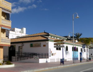 Health Center of La Herradura. Photo Credit: almunecarinfo.com